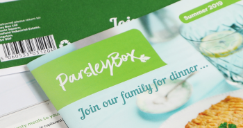 Parsley Box meals