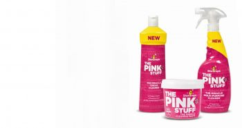 Star Brands The Pink Stuff products